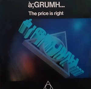 Esenciales: A grumph – The price is right (1989)