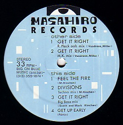 Esenciales: Area 10 Featuring MK – Get It Right 1991