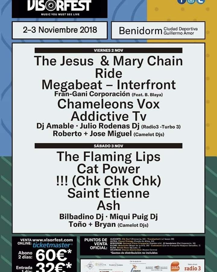 VisorFest Festival Benidorm