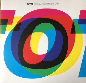 New Order / Joy Division ‎– Total From Joy Division To New Order un disco para la Historia.