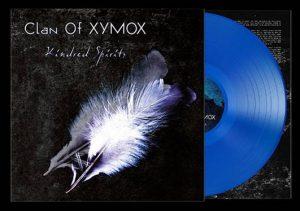 Clan Of Xymox – Kindred Spirits nuevo Vinilo en 2018 con lo mejor de los 80s
