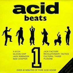 Esenciales: Acid Beats 1988