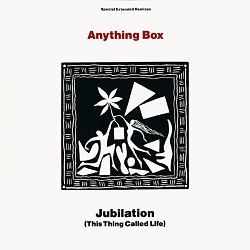 Esenciales: Anything Box ‎– Jubilation (This Thing Called Life) 1990