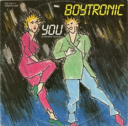 Esenciales: Boytronic ‎– You (Extended Version) 1983