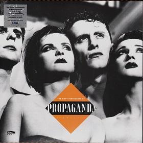 """Propaganda lanza  """"The Eight Testaments Of Propaganda"""" , en Edición de Vinilo de autentico Lujo"""