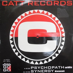 Esenciales: Confidential / Exocet  – Psychopath / Synergy 1990