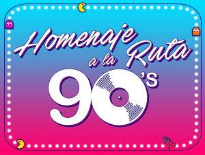 90's Homenaje a la Ruta 1990 – 1999 En la Marina Beach de Valencia