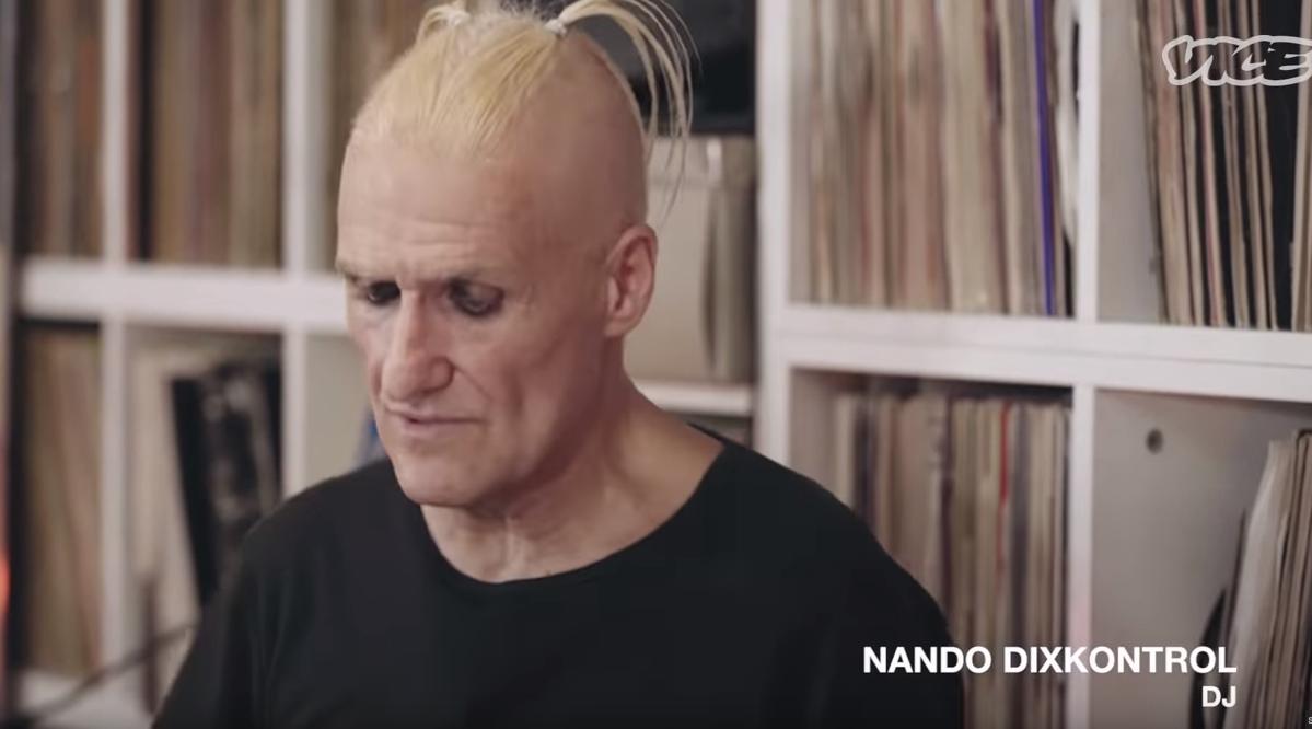 Nando Dixkontrol el Dj Transgresor de música Makina.