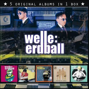 Welle: Erdball – Welle: Erdball (5 Original Albums In 1 Box)