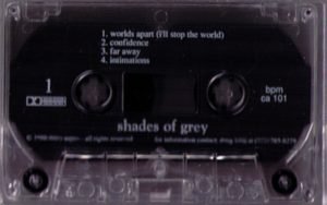 SHADES OF GREY – WORLDS APART (I'LL STOP THE WORLD) (1990) REMASTERED