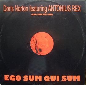 Esenciales: Doris Norton Featuring Antonius Rex – Ego Sum Qui Sum 1991