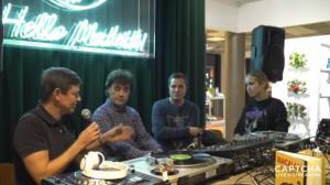 EL PARACAIDISTA[MADRID] [FRAN LENAERS & LUIS COSTA] Entrevista + Mezclas.