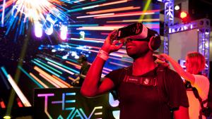 Vinilos y realidad virtual , la tecnología que viene.