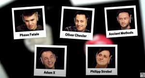EBM e Industrial años 80,s el desafio de 5 expertos en música electrónica.