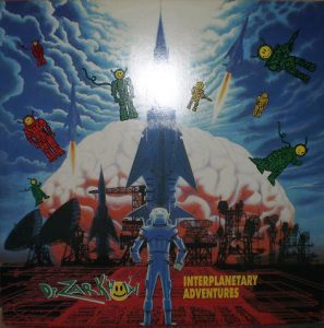 Esenciales: Dr. Zarkhow ‎– Interplanetary Adventures 1989