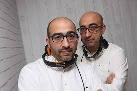 TOP DJS OLD SCHOOL: Djs Javi y Rafa Los gemelos que dieron color en las pistas de baile.