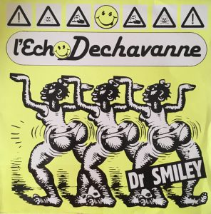Esenciales: Dr. Smiley ‎– L'Echo Dechavanne 1989