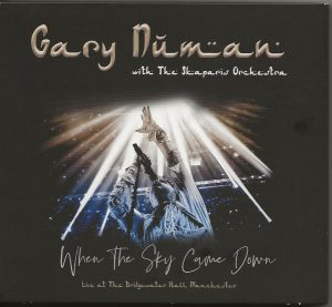 Gary Numan With The Skaparis Orchestra – (Live At The Bridgewater Hall, Manchester)