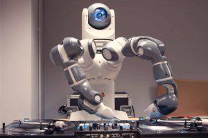 Robots, Los nuevos Djs en 2025.