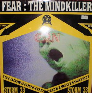 Esenciales: Eon ‎– Fear : The Mindkiller 1991