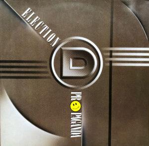 Esenciales: Election D. – Propaganda 1989