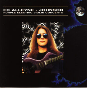 Esenciales: Ed Alleyne-Johnson ‎– Purple Electric Violin Concerto 1992