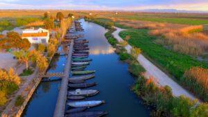 La desconocida Ruta alternativa a la Ruta Destroy , La albufera de Valencia