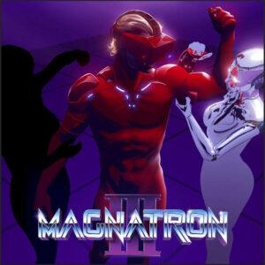 Por fin el esperado Magnatron III desde USA , con lo mejor del Synthwave de los ultimos años.