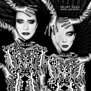 Velvet Kills ‎– Bodhi Labyrinth el Darkwave mas cool desde Francia y Portugal 2020