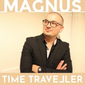 Magnus Krieg–Time Traveller 2020 el sonido Italo que viene desde Croacia.