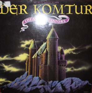 Esenciales: Ideas 4 Imitators ‎– Der Komtur 1990