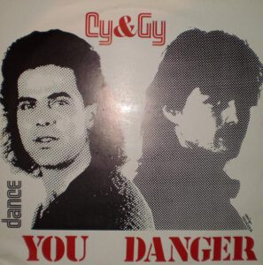 ESENCIALES: Cy & Gy ‎– You Danger 1990