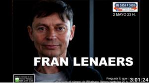 De Casa a Casa episodio 49 Fran Lenaers 2020
