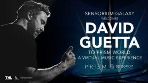 Sensorium es el futuro del ocio digital. El Metaverso creado para el futuro de los festivales.